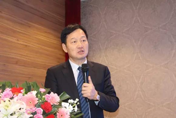 牧原食品股份有限公司秦英林董事长图片