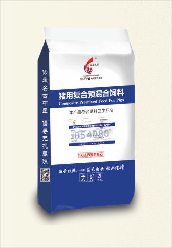 8%生长育肥猪强化复合预混料 BS4080